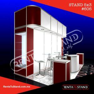Stand cabecera 5x3 #606
