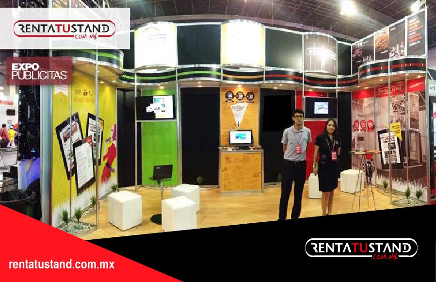 Expo Stands Monterrey : Montajes octanorm rentatustand mx
