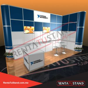 Stand 702: 7X3 ESQUINA