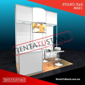 Renta Tu Stand 3x2 cabecera #221